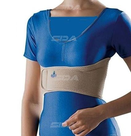 Faja para costillas SDA. Apoyo de fractura torácica para mujer, de OPPO Medical. Para contusión de costillas rotas ...