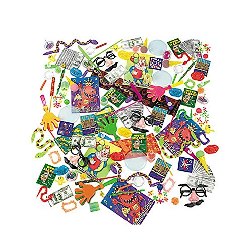 Fun Express Mega Deluxe Toy Assortment  - Bulk Toy