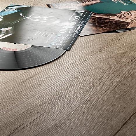 Mobilifiver Eldorado Tavolo da Pranzo 90 x 90 x 77 cm Olmo Perla rettangolare Nobilitato