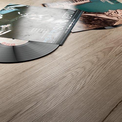 Mesa de Cocina Extensible Color Encina Modelo Iacopo 140 x 90 x 77 cm Mobili Fiver