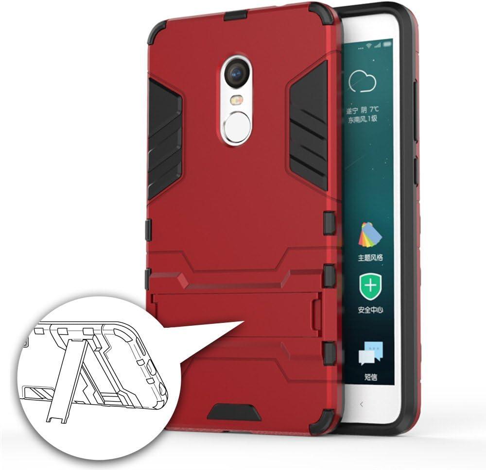 BeCool® - Funda Híbrida [Armor Case] para Xiaomi Redmi Note 4X ...