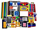 Essential School Supplies Bundle 4th Thru 7th