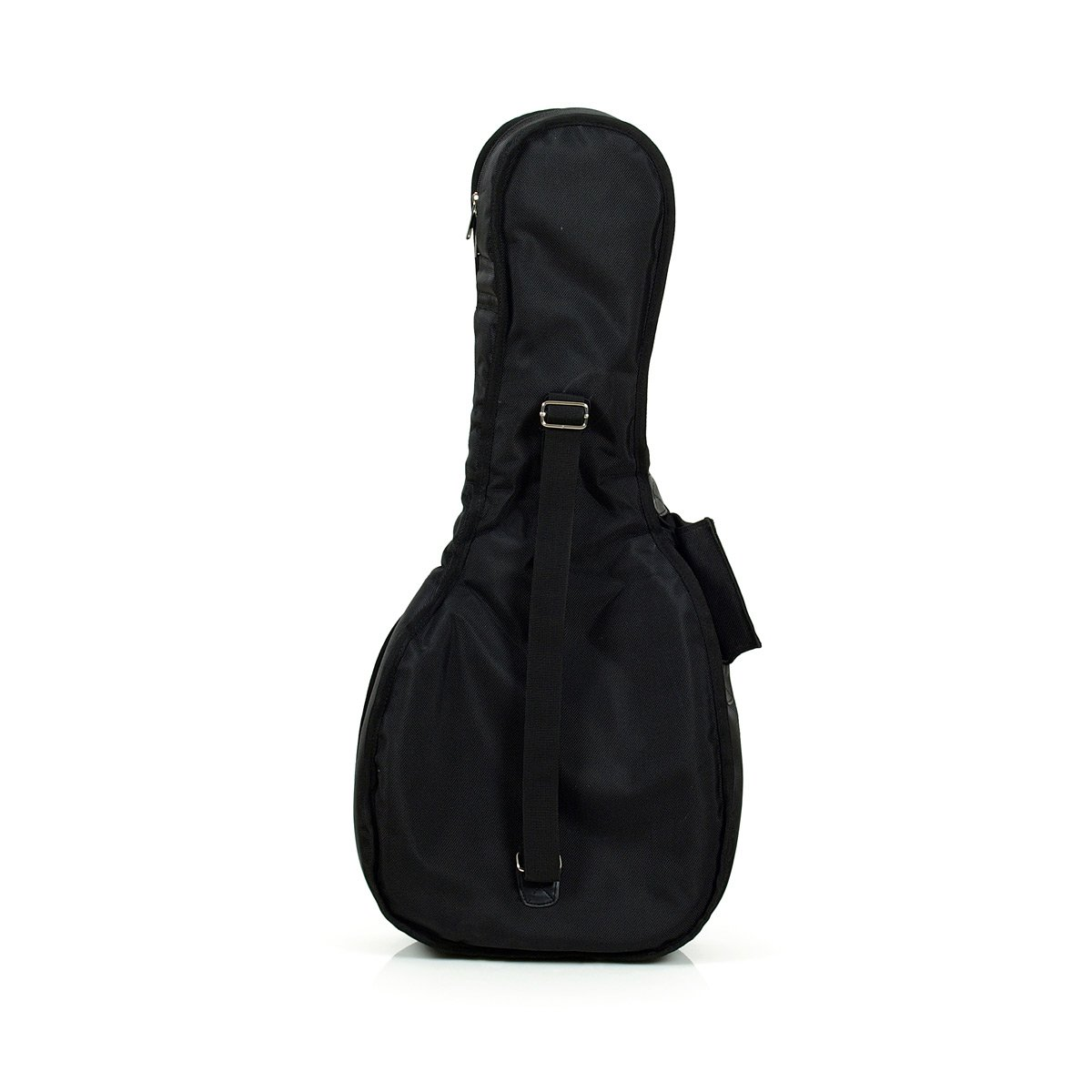 Hola! Heavy Duty A & F Style Mandolin Gig Bag (Soft Case) with 15mm Padding, Black