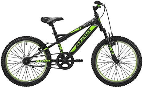 Atala 2020 Sniper - Bicicleta de montaña para niño, 1 V, rueda de 20