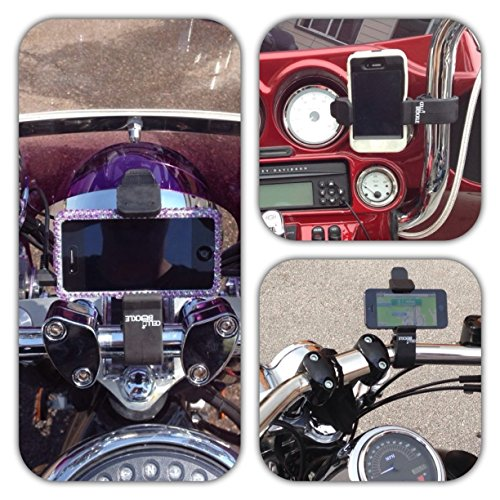 Cell Buckle Motorcycle Samsung HandleBar product image
