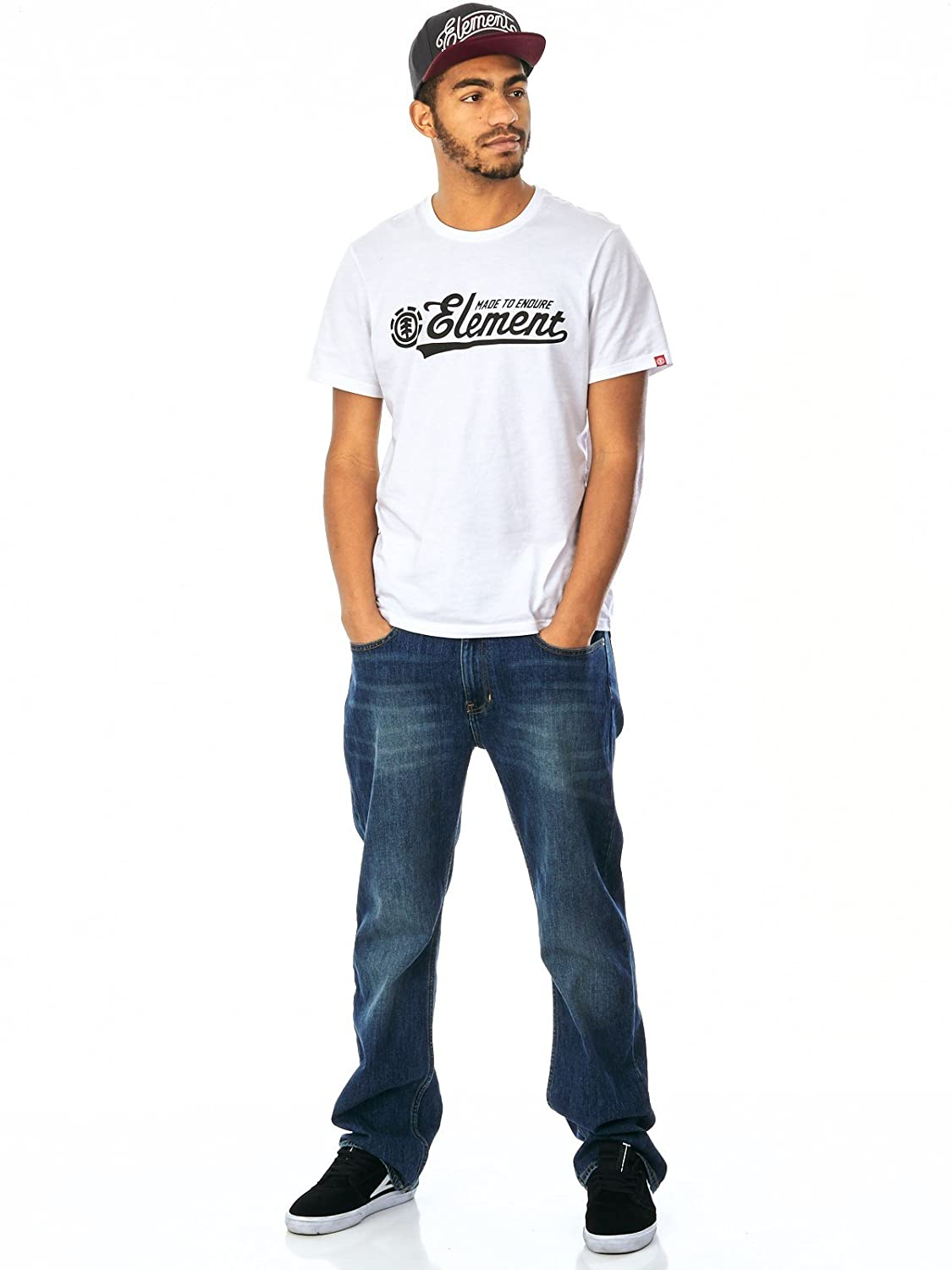 Element SB Mid Used Rochester - Regular Straight Fit Jeans