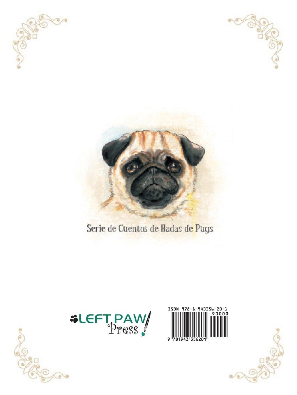 Amazon.com: Los Tres Perritos Pug - Libro Para Colorear (Spanish ...
