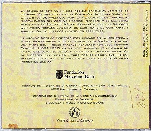 El Archivo Rodrigo Pertegás. Siglos XVII-XVIII: María Luz López Terrada; José Luis Fresquet Febrer: 9788437053431: Amazon.com: Books
