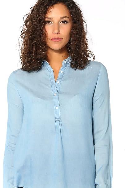 Camisa Levis Mujer Tencel Talla S