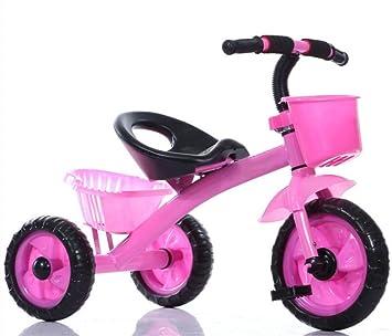 Niños Triciclo Bicicletas Juguetes para bebés 1-3 años de edad bebé carro , 1: Amazon.es: Deportes y aire libre