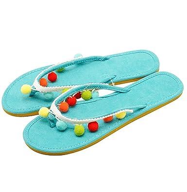 b5fd3cf2d1569c Women s Sandals Thong Sandal Sandal Flip Flops Slip-On for Woman Ladies  Girls Casual Sweet