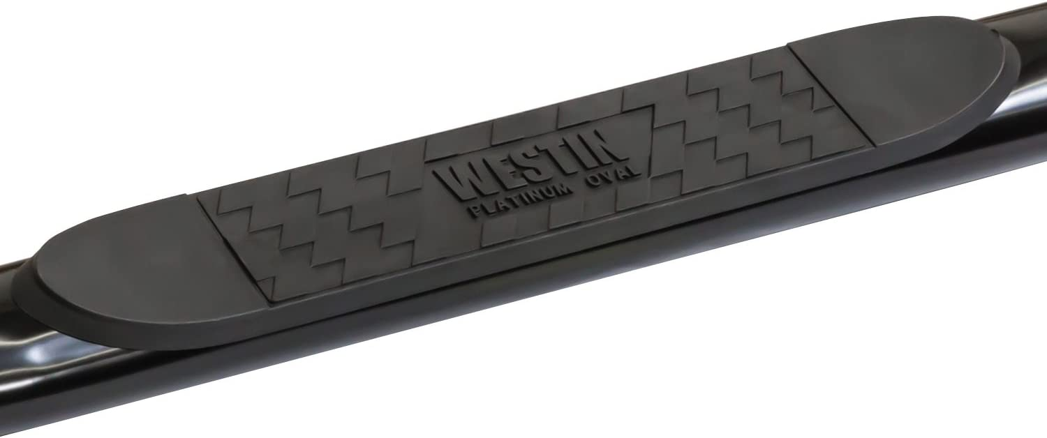 Westin 21-3805 4 Oval Platinum Step Bar