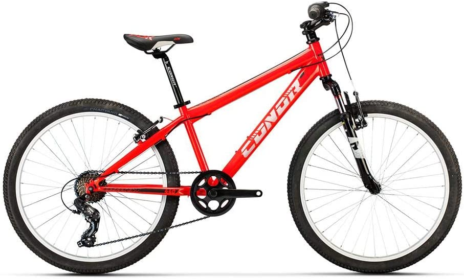Conor Bicicleta 440 Rojo. Bicicleta Junior para Ocio Dos Ruedas ...