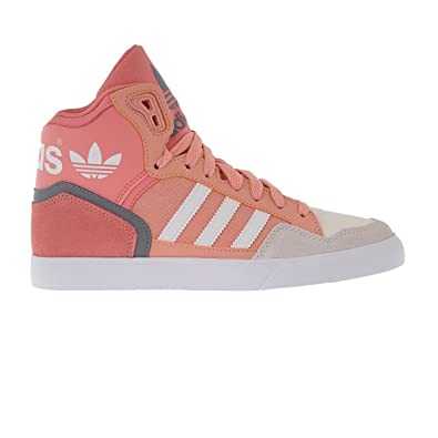 adidas Originals Women's Extaball W Fashion Sneaker, Dust