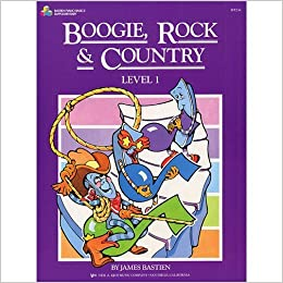 boogie rock country level i