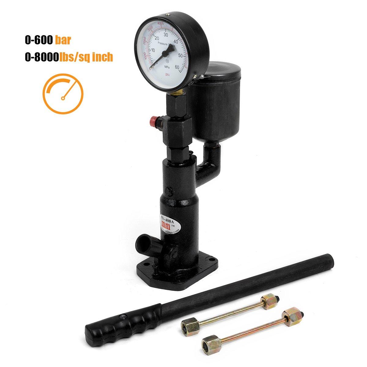 Diesel Injector Nozzle Tester Pop Pressure Tester