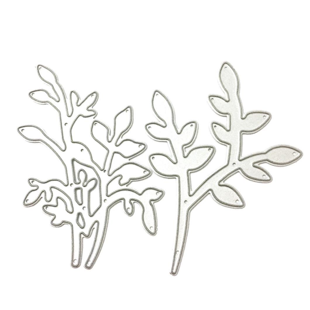 Baum DIY Metall Stanzmaschine Stanzschablone Schablonen Stanzformen für