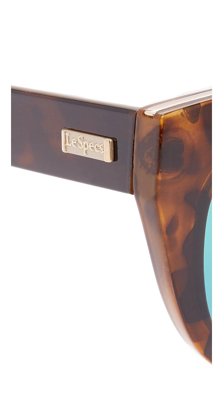 16d18ac1906 Amazon.com  Le Specs Women s Air Heart Mirrored Sunglasses