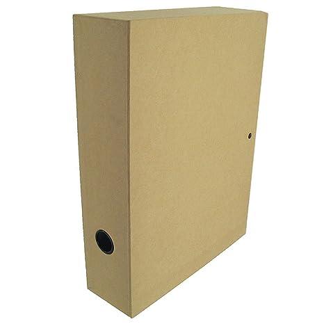 nouvelle arrivee 61ea5 1198f Paperchase Boîte de classement Papier kraft: Amazon.fr ...