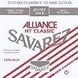 Savarez 540R Alliance Classical Guitar Strings, Standard Tension, Red Card