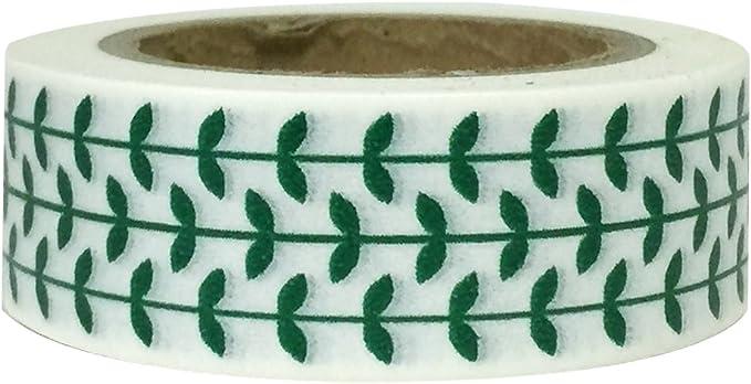 Set of 6 Allydrew Falala Washi Tapes Decorative Masking Tapes AD80