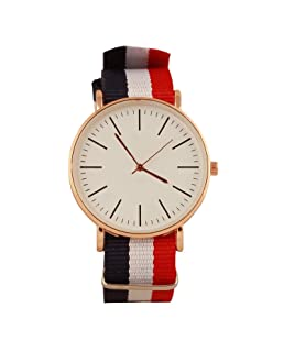Virom Automatic Movement Analogue White Dial Men's and Women's Watch