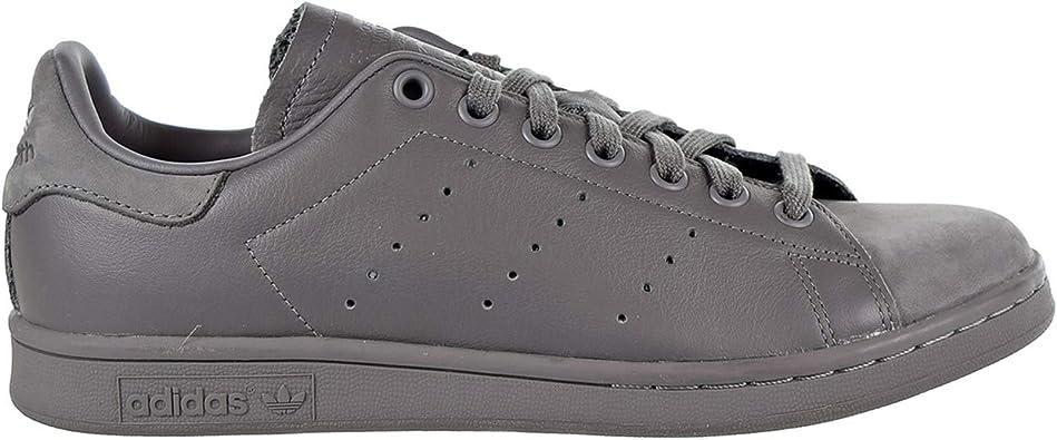 artículo Independientemente Impresionante  Amazon.com: adidas Originals Stan Smith - Zapatos para hombre (talla  B37921), color gris y gris, Gris, 9.5: Shoes