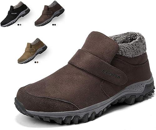 Zapatos Invierno Botines para Zapatos Hombre Mujer Botas de
