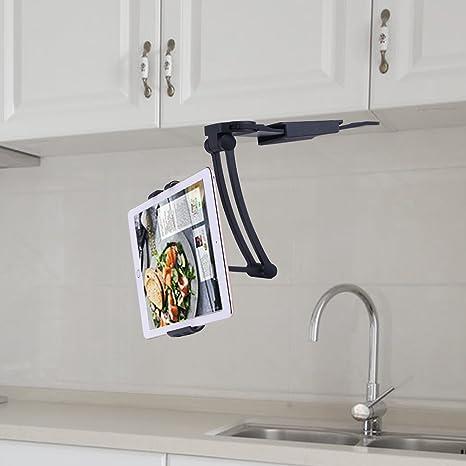 Magnetismus Handy Halter Küche Tablet Ständer Halterung Tragbaren  Unterstützung Galvanik