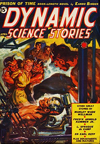 Dynamic Science Stories, April 1939