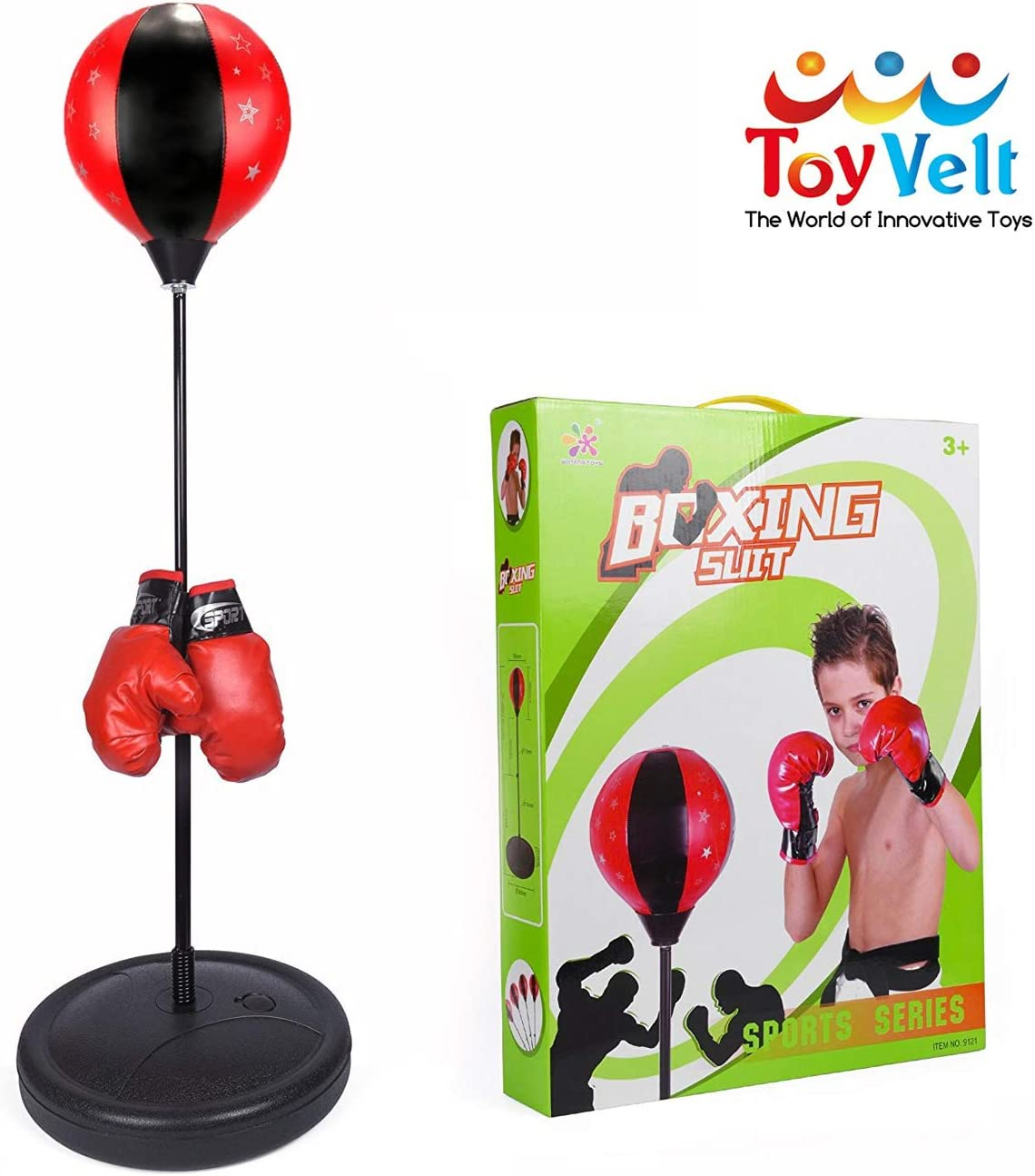 Top 9 Best Inflatable Punching Bag For Kids (2020 Reviews) 2