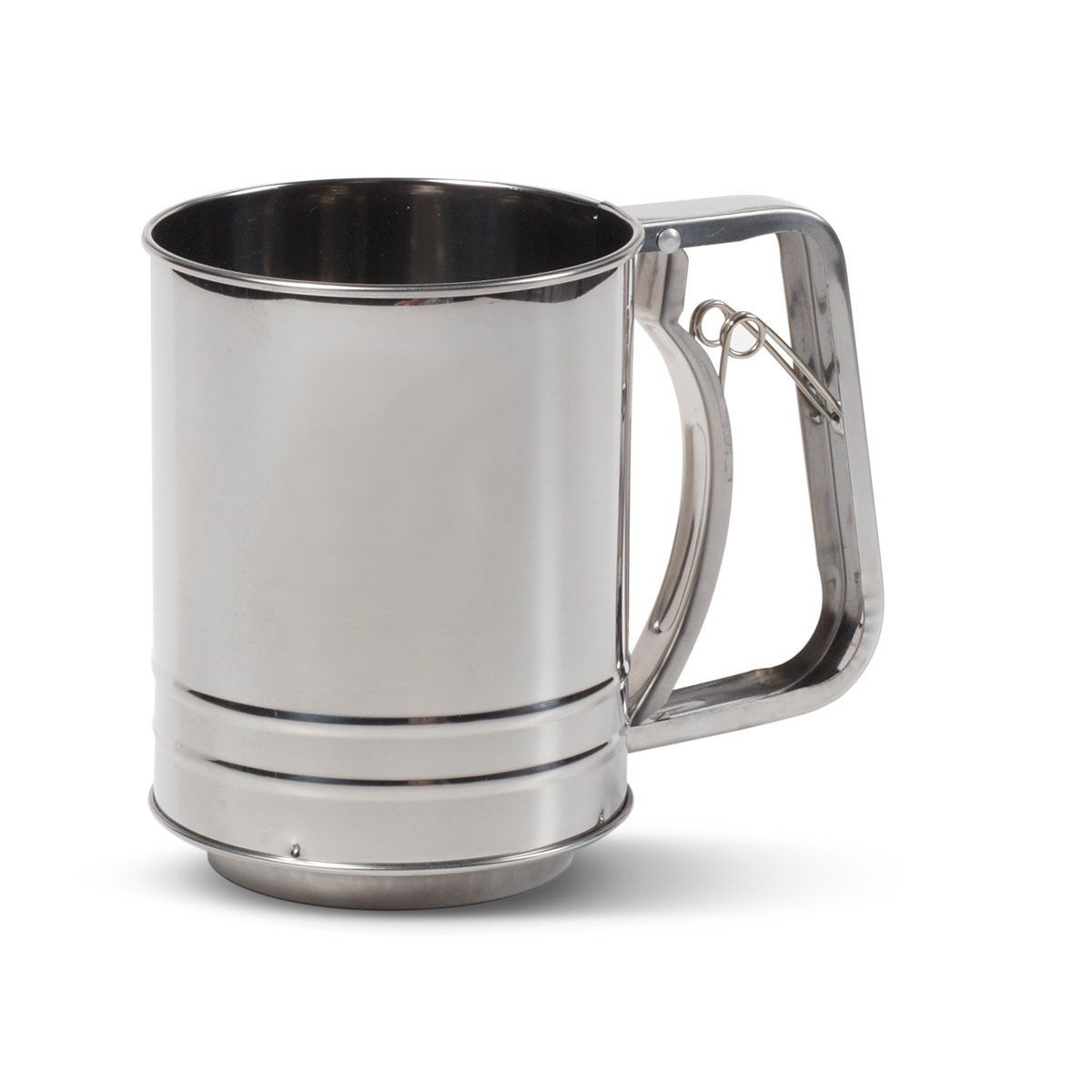 Farberware Classic Stainless Steel Flour Sifter (3-Cup) by Farberware