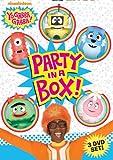Yo Gabba Gabba: Party in a Box Collection  (Includes: Yo Gabba Gabba Birthday Boogie, Yo Gabba Gabba!: The Dancey Dance Bunch!, Yo Gabba Gabba: Clubhouse)