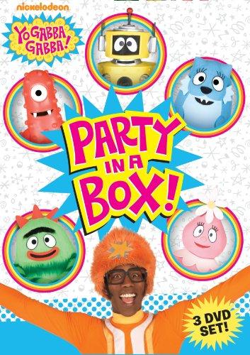 Yo Gabba Gabba!: Party in a Box -