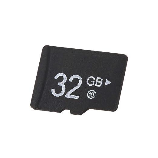 OWSOO Tarjeta de Memoria 32G, Tarjeta TF para PC, Cámara ...