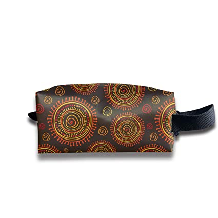 6390f47b0d86 Amazon.com: Upoa3rs Tribal Stylized Sun Ornament Women Portable ...