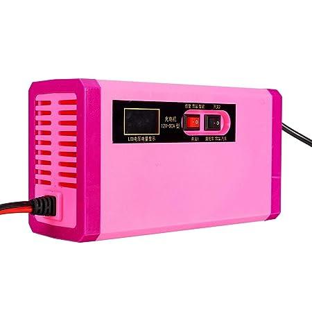ChHalS 12V 8A 6AH-120AH Cargador de batería Inteligente de ...