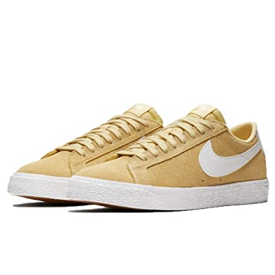 professional sale purchase cheap running shoes NIKE SB Blazer Zoom Low Lemon Wash Summit White 10.5 D(M) US