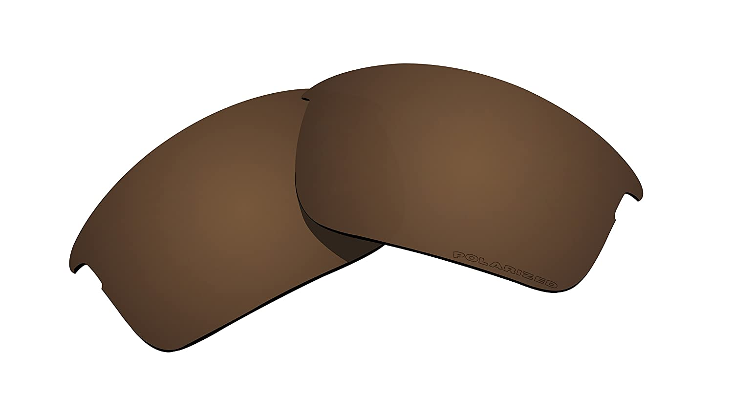 3b4cd55209 Amazon.com  Polarized Replacement Lenses for Oakley Bottle Rocket Sunglasses  - 6 Options Available (Brown)  Beauty