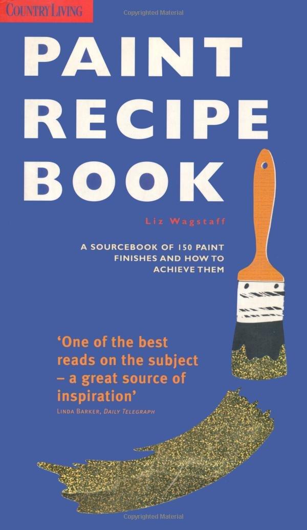 Paint Recipe Book (