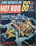 1965 - Vintage Hot Rod Mag - Oct - Olds Toronado / Spirit of America / Ed McCulloch / '66 New Car Report - OOP - Rare