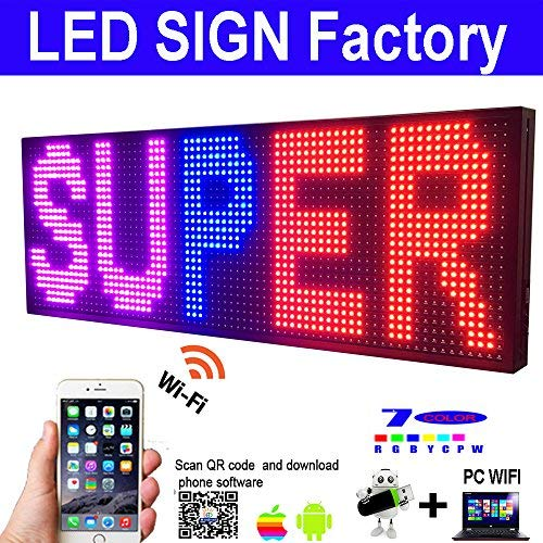 NEW SMD LED SIGN 39