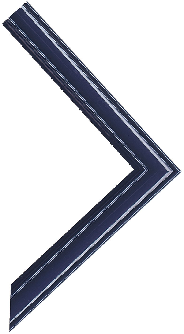 New DX Wood frame No.10-T Blue (51cm x 73.5cm) (japan import)