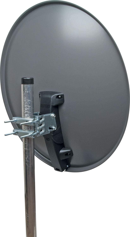 Schwaiger Spi998 1 Aluminium Sat Spiegel Elektronik