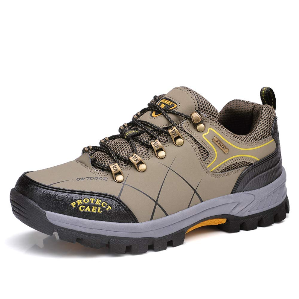 Outdoor Mens Hiking Trekking Shoes Breathable Fishing Exploration Travel Sports