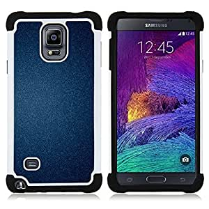 For Samsung Galaxy Note 4 SM-N910 N910 - texture wallpaper pattern classy Dual Layer caso de Shell HUELGA Impacto pata de cabra con im??genes gr??ficas Steam - Funny Shop -