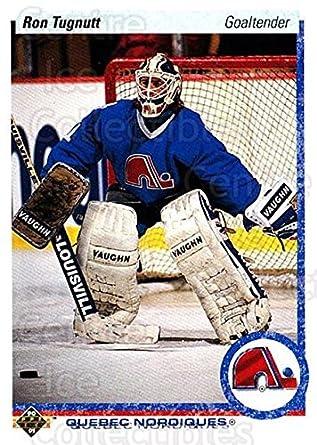 Amazon.com  (CI) Ron Tugnutt Hockey Card 1990-91 Upper Deck (base ... 0dfdf992c