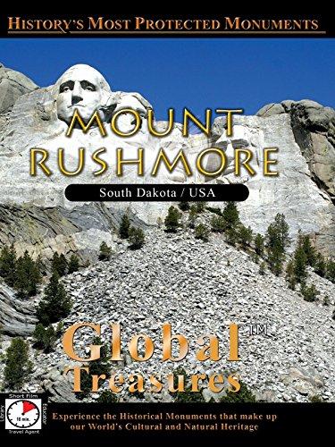 (Global Treasures - Mount Rushmore, South Dakota)