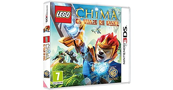 Lego: Legends Of Chima: Amazon.es: Videojuegos