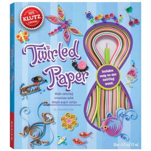 Klutz Twirled Paper